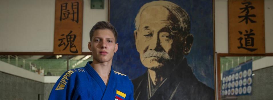 Envigadeño ganó bronce en el nacional de yudo