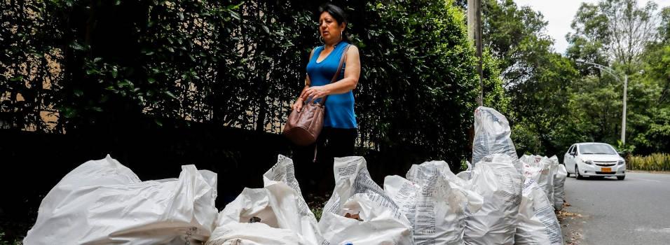 Estos son los puntos críticos por basuras en el occidente de Medellín