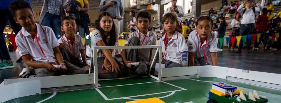 Lucas sueña con hacer robots que ayuden a la gente