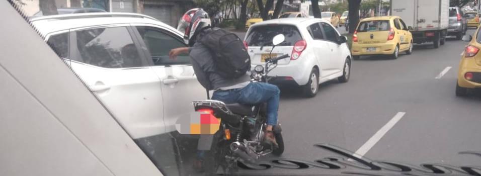 Presunto fletero fue capturado luego de robar en la av. Bolivariana