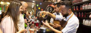 Una feria para celebrar el café y el chocolate en El Poblado