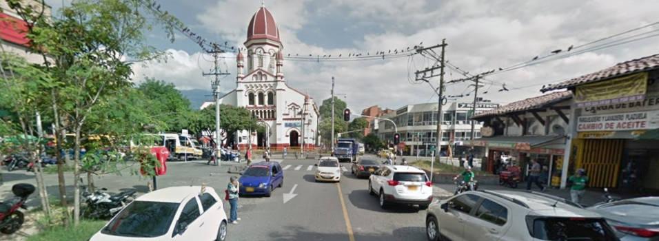 Vecino pide cámara de fotomultas frente a la iglesia de La América