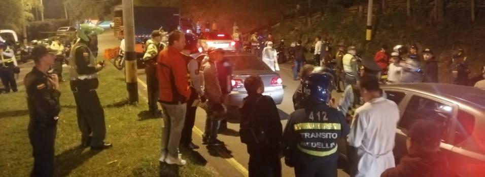 165 multas deja operativo contra piques en Las Palmas
