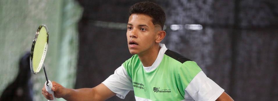 Badmintonista envigadeño creó una campaña para ayudar a otros deportistas