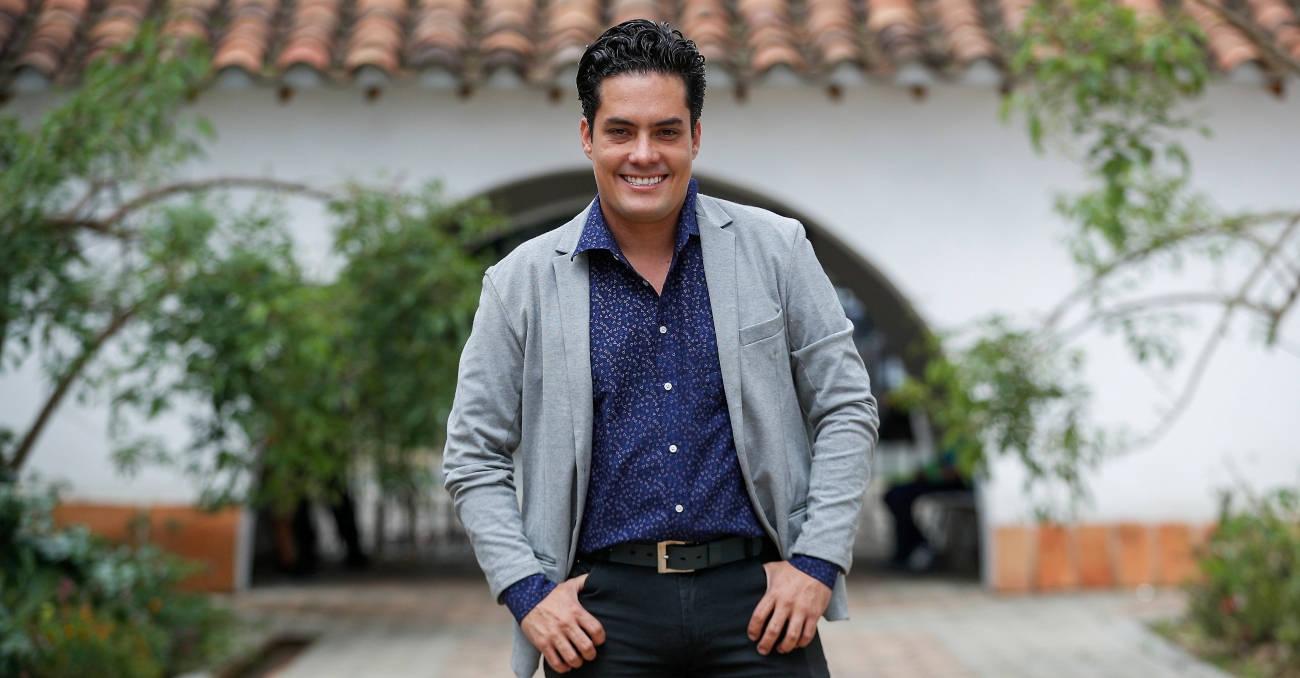 Camilo, el actor envigadeño de época