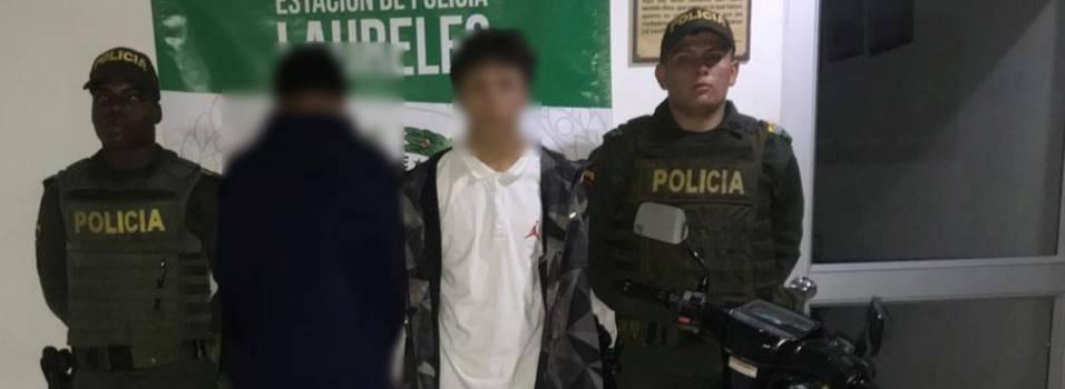 Capturados luego de robar una panadería en El Velódromo