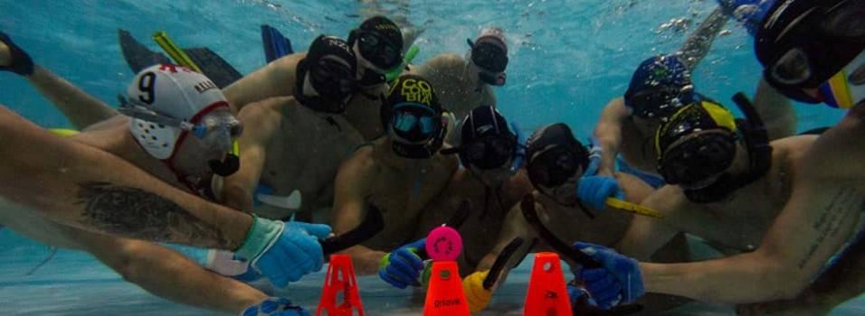 Club envigadeño de hockey subacuático quedó campeón nacional