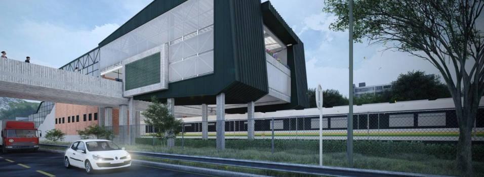 Estación Aguacatala, del metro, será ampliada