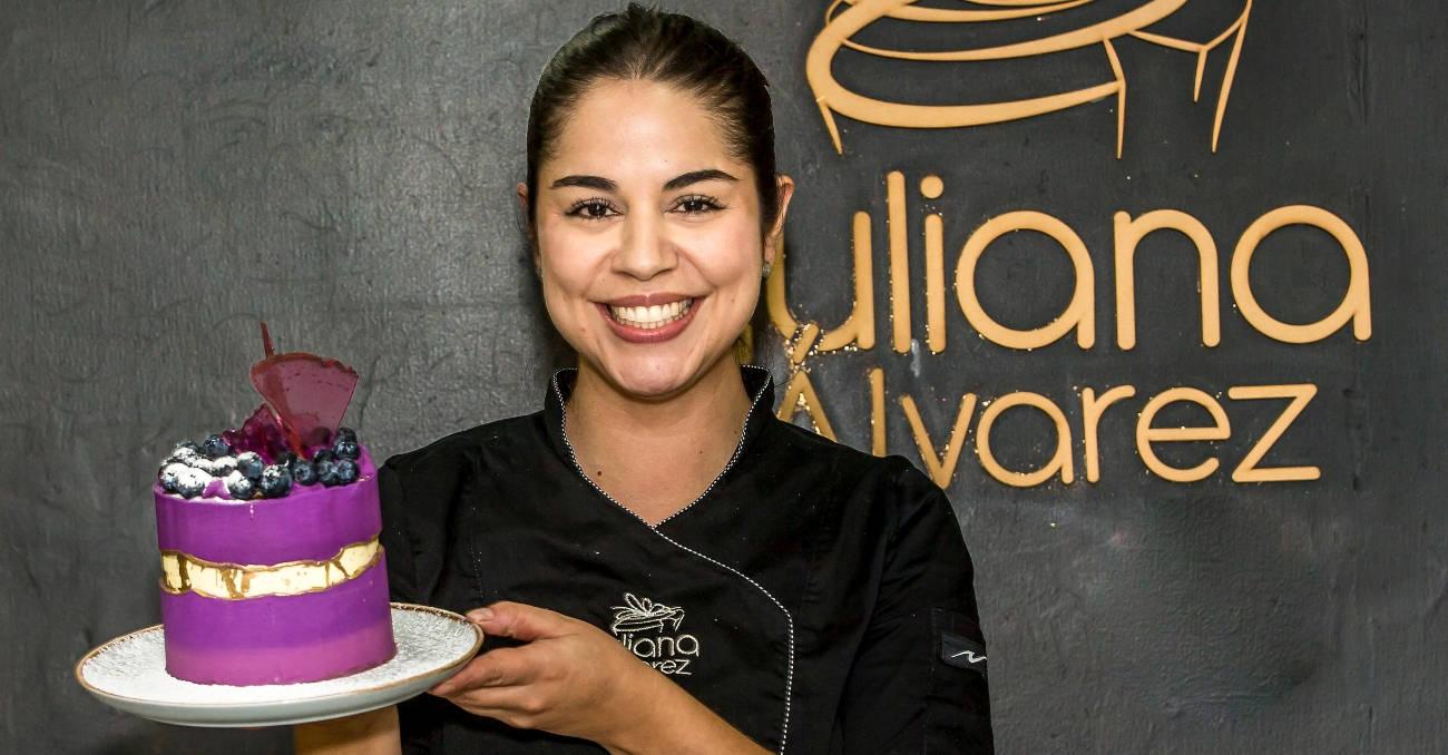 Juliana Álvarez, la repostera de reposteras