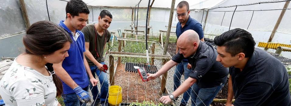 La Heliodora se convirtió en un laboratorio ambiental