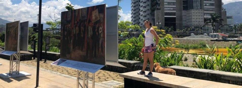 Las obras del maestro Pedro Nel Gómez están en Parques del Río