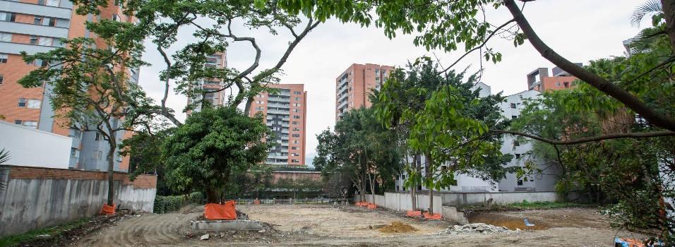 Talarán 54 árboles para construir el parque que remplazará al Mónaco