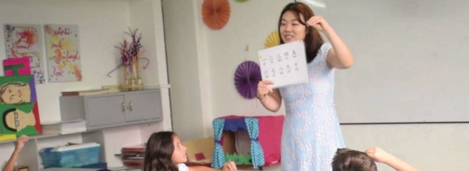 Vermont School incorporó enseñanza del chino a su pénsum