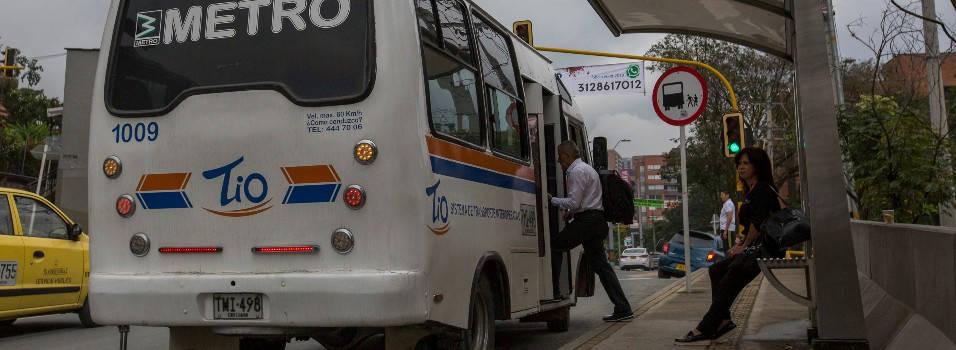 ¿Faltan rutas de buses en las lomas de Envigado?