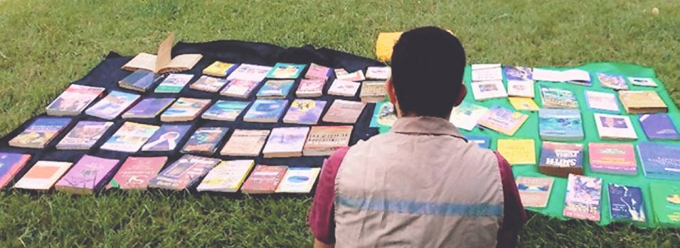 Así puede obtener un libro gratis en el Parque Biblioteca Belén