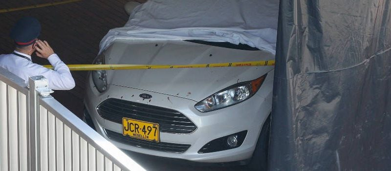Asesinaron a empresario en la loma de Los González