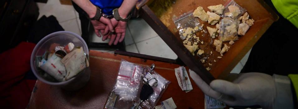 Desarticulan banda que vendía droga a domicilio en Envigado