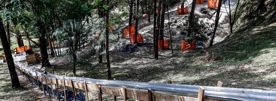En diciembre estaría lista la renovación del cerro Nutibara