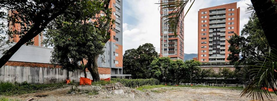 En unos días empieza la construcción del parque donde estaba el Mónaco