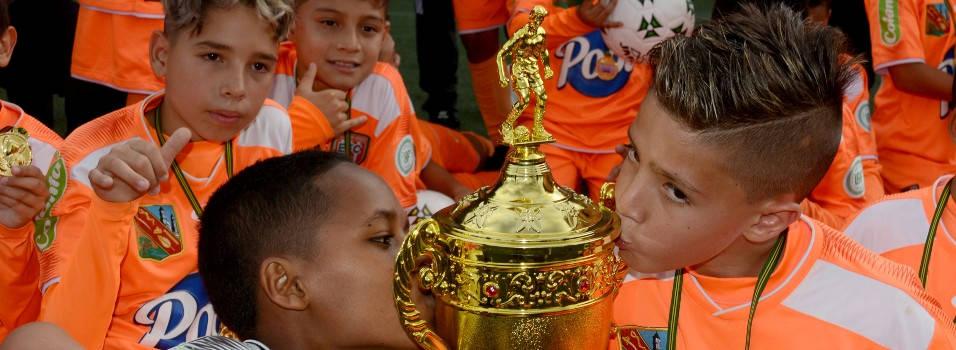 Envigado quedó campeón de la Vigésima Copa Acord