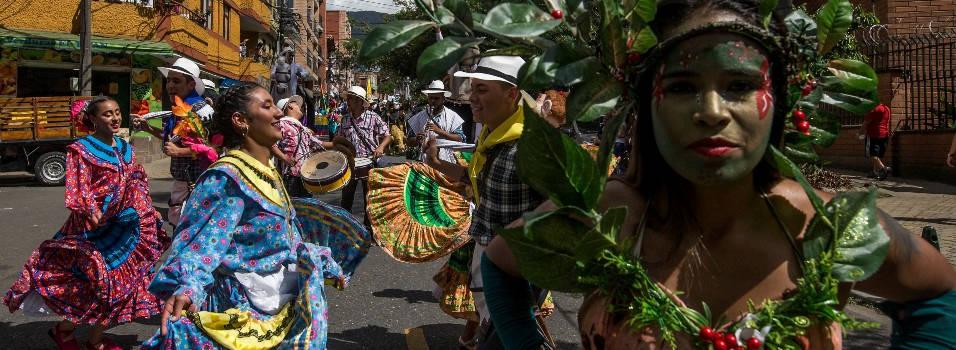 Programación de las Fiestas del Carriel en Envigado 2019
