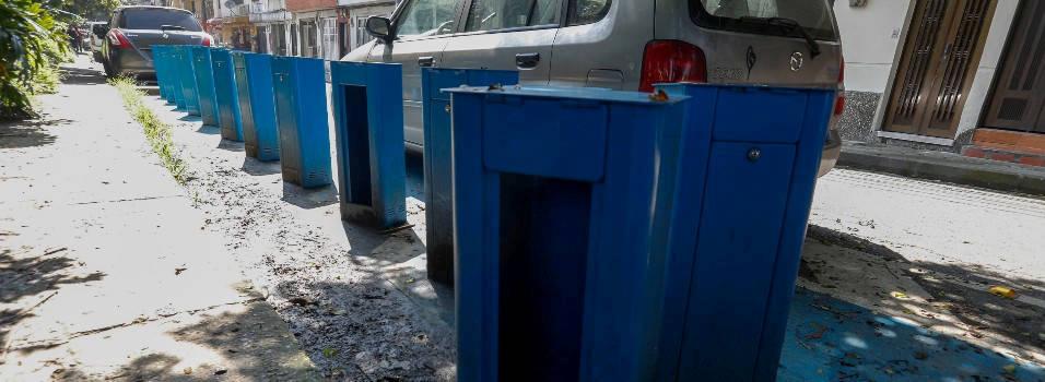 Ya hay daños en las estaciones de EnCicla en Envigado