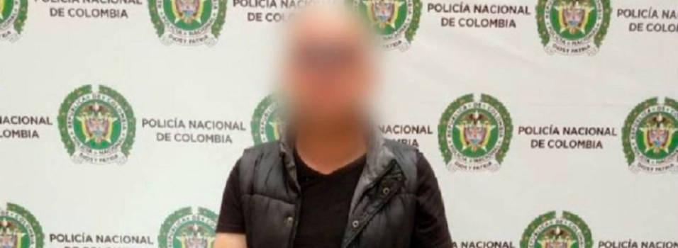 Capturan fotógrafo en El Poblado acusado de violar a una menor de edad