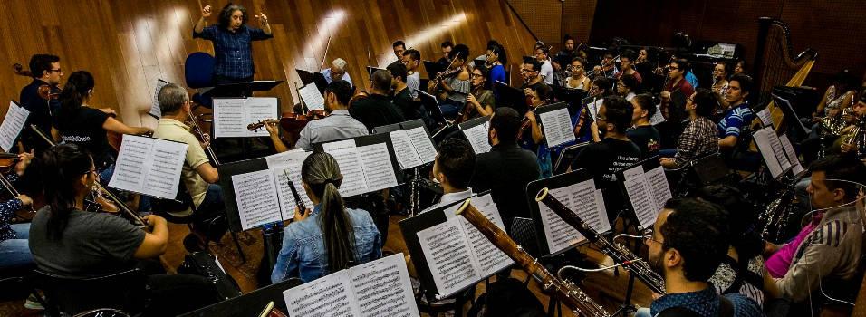 Colombianos y venezolanos, unidos por la música clásica