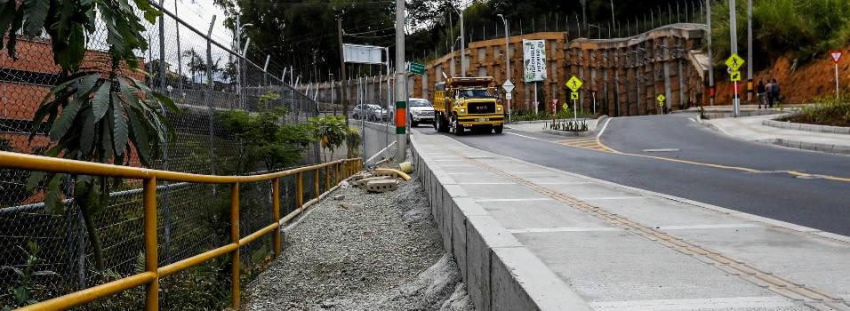 Entregaron el puente de El Esmeraldal, pero aún hay pendientes