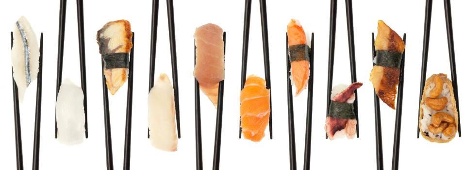 Estos son los restaurantes participantes del Sushi Master 2019
