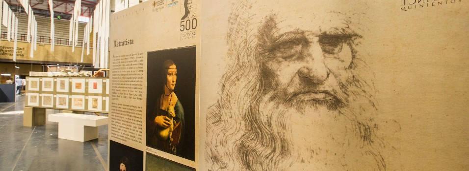 Los inventos de da Vinci, en UPB