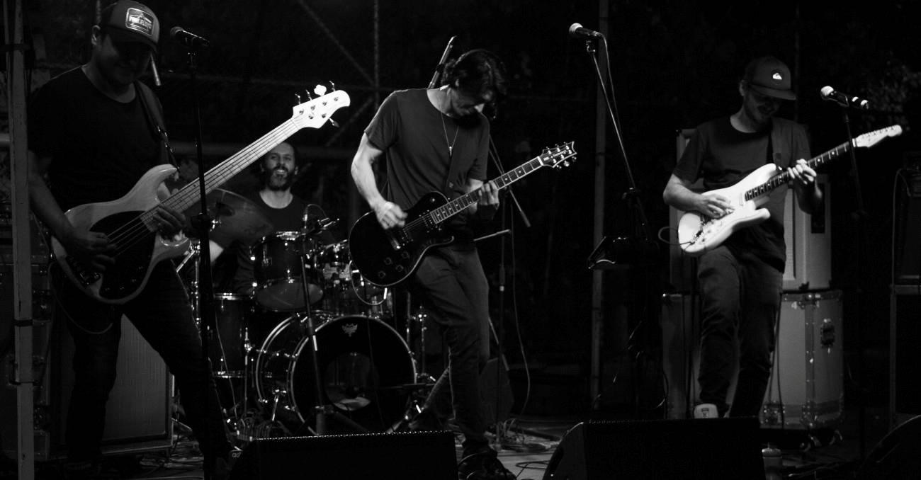 Ocupante le dio su toque al indie rock de Medellín