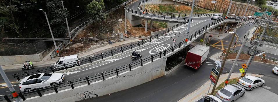 puente de El Esmeraldal 1 mes
