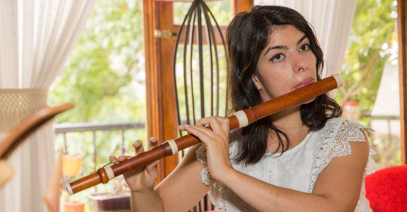 Catalina, la envigadeña que es directora de orquesta en Francia