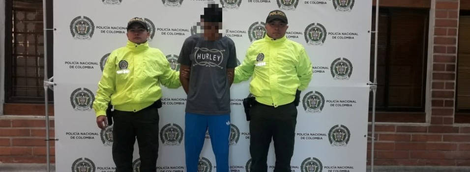 Cayó alias Marlon, presunto responsable de un fleteo en El Poblado