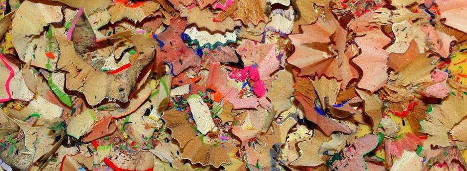 Colegio de Envigado usará la viruta de los lápices para hacer compostaje