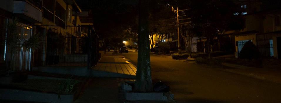 Falta de iluminación genera inseguridad en Belén