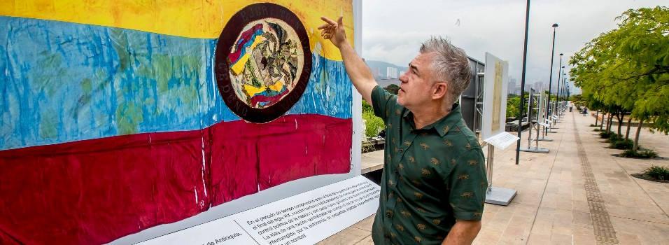 La historia de Colombia se cuenta en Parques del Río