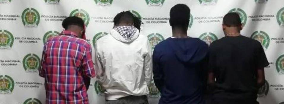 3 adolescentes, aprehendidos por hurtar en El Poblado