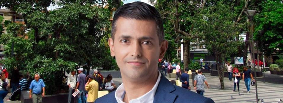 Braulio Espinosa es el nuevo alcalde de Envigado