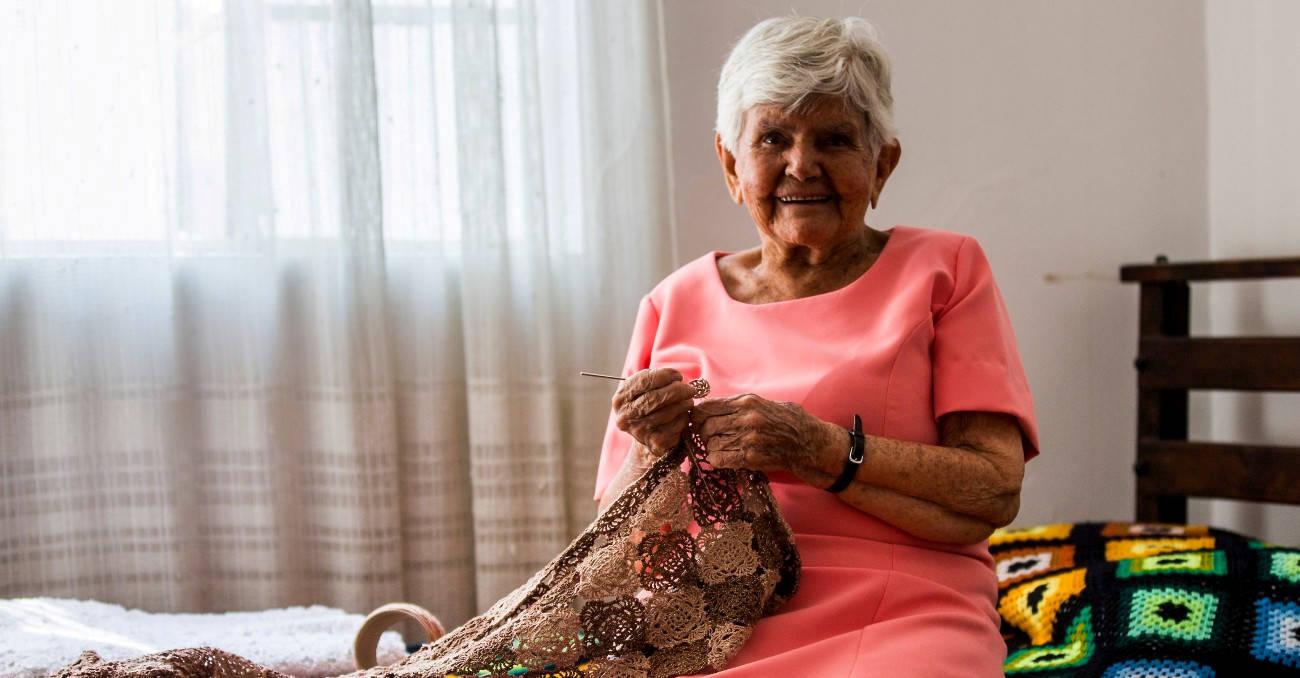 Buscarle el lado bueno a todo, mi secreto para vivir 100 años