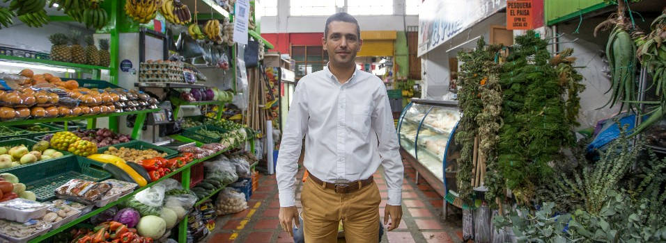 Las ambiciosas propuestas del acalde electo de Envigado