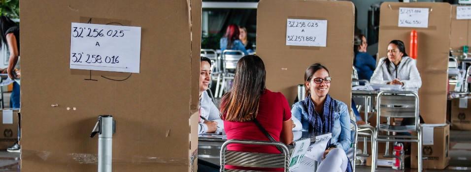 Minuto a minuto de las elecciones en Envigado 2019