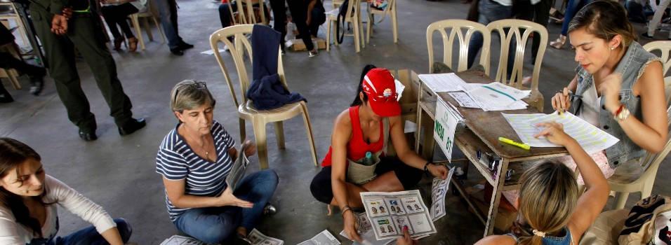 Minuto a minuto de las elecciones en Medellín 2019