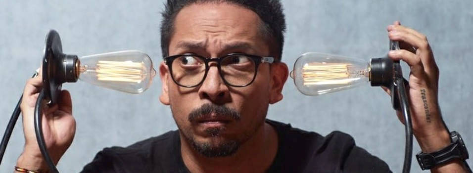 Parlemos de arte con Frank Martínez en Envigado