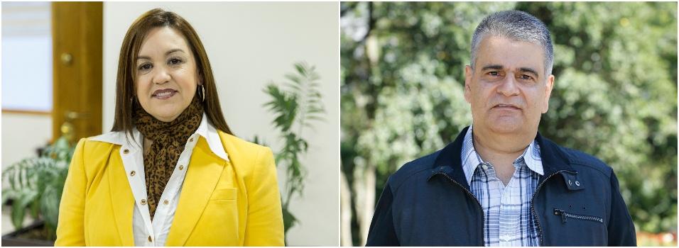 Sara Cuervo y Héctor Londoño, exalcaldes de Envigado, se entregaron a la justicia