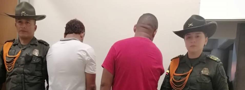 Capturan a presuntos ladrones en zona rural de Envigado