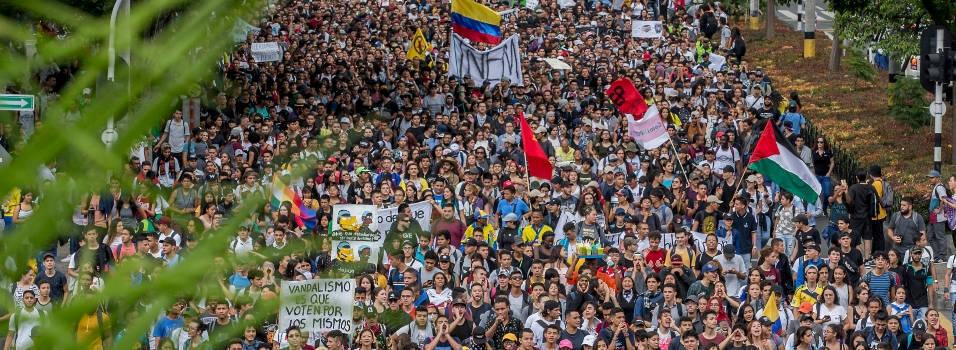 Conozca los recorridos de las marchas en el paro #21N en MedellínConozca los recorridos de las marchas en el paro #21N en Medellín