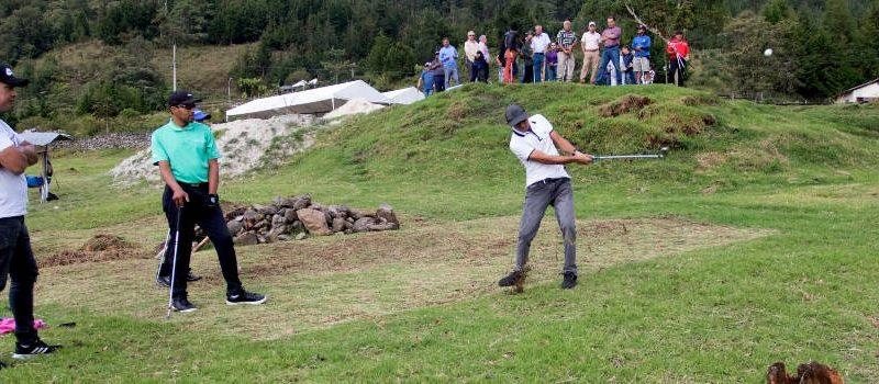 Envigado tendría el primer campo de golf público en Antioquia
