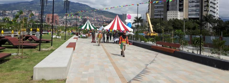 FOTOS Inauguran etapa 1B de Parques del Río